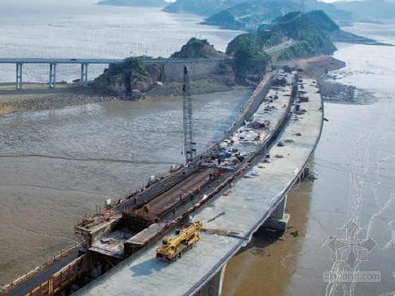 [浙江]软土路基区双向四车一级公路桥梁变更标段实施性施工组织设计143页