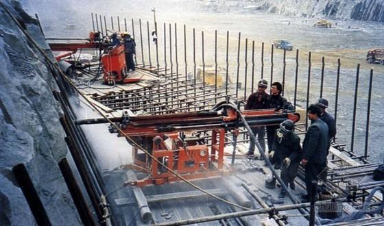 岩土工程锚杆试验与施工技术