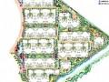 [常州]中式现代居住区景观概念设计方案