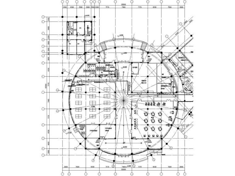 [山西]重点中学新校区建筑群全套强弱电图纸(13栋楼、311张)_3