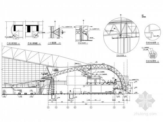大型机场照明工程设计施工图纸115张