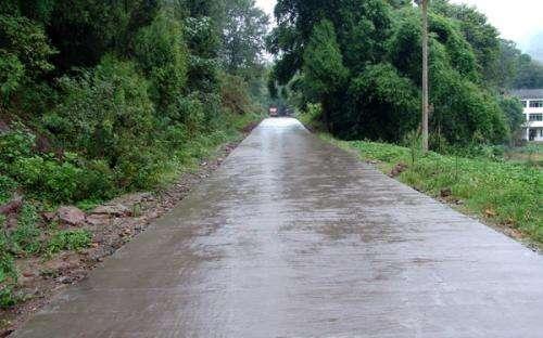 农村公路改建工程监理规划(64页)