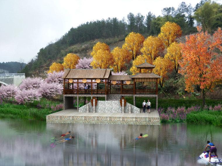 农旅景观:贵州云溪谷设计图_5