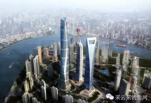 超高层建筑给排水消防设计案例--上海中心大厦_1