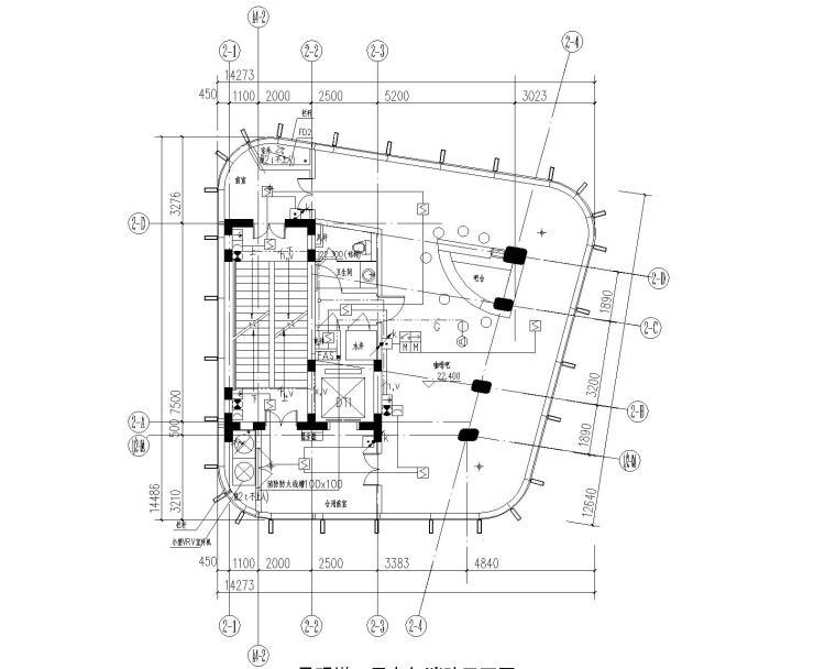 [江苏]奥体中心体育场弱电设计图纸