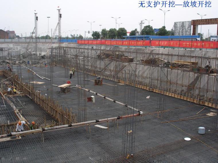 高层建筑施工基坑工程勘察及支护结构选型培训PPT(60页)