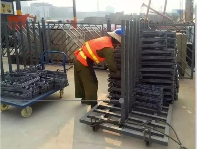 标准化钢筋分类吊装架