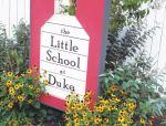 幼儿园大门和主体建筑欣赏