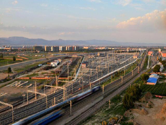 铁路动车所工程申报国家优质工程奖现场复查相关资料(PPT,工程照片)