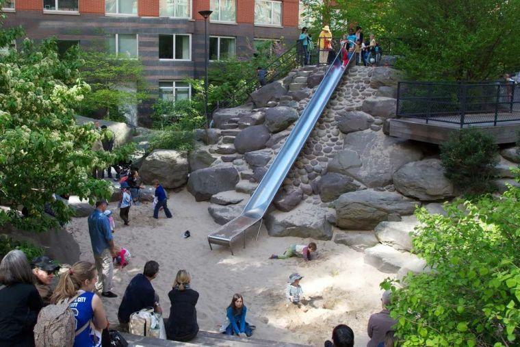 景观中的安全性到底重不重要——美国泪滴公园告诉你_43