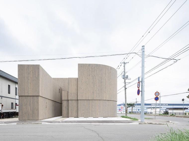 日本隧道商店住宅
