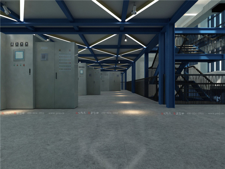 [办公室设计]龙源集团江苏分公司科研培训实验基地项目设计-5.jpg