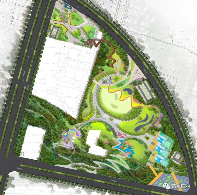 城市公园景观设计,让城市更有魅力_1