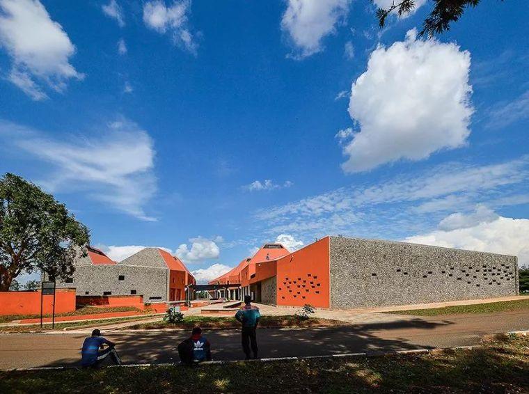 卢旺达,基加利,卢旺达基加利建筑学院/EdwinSeda_2