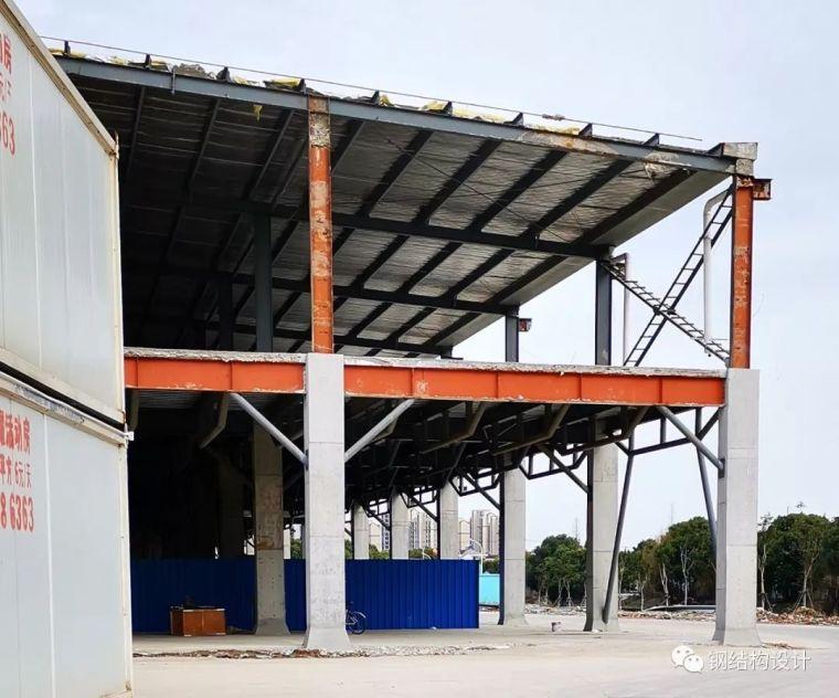 钢结构仓库的另类结构改造