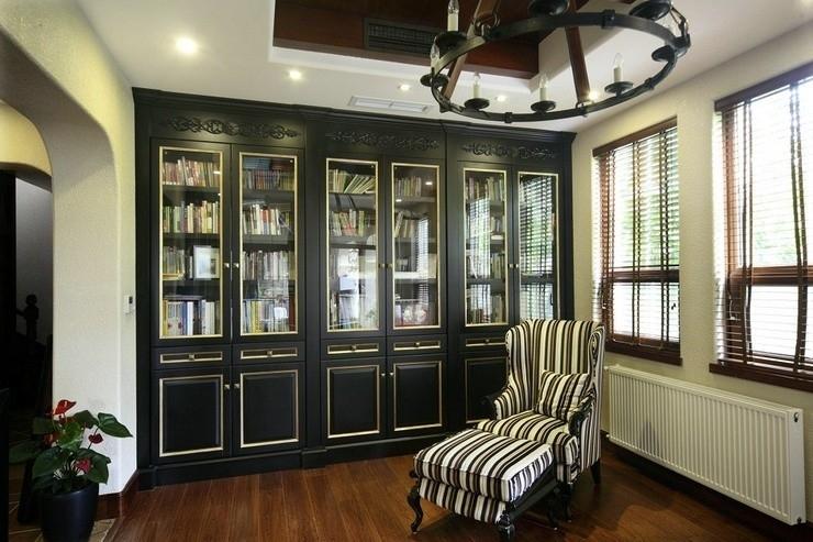 沈阳软装设计_窗帘壁纸搭配_美式风格家具搭配-5.jpg