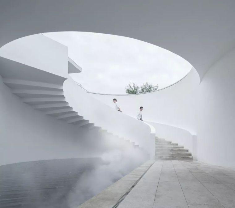 3946㎡水光交融,禅意自然的空间设计_21