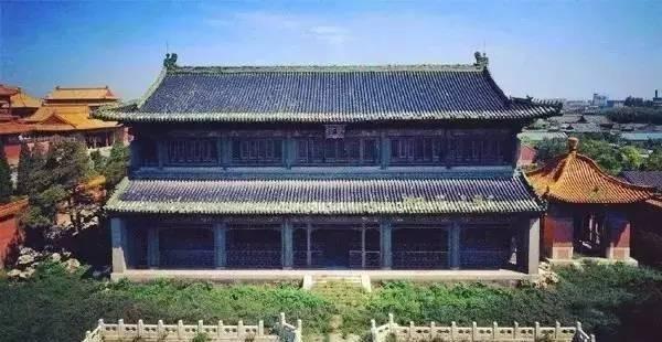故宫三大殿周围为何没有一棵树?_10