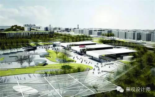浅谈城市广场景观设计的几种类型及设计原则