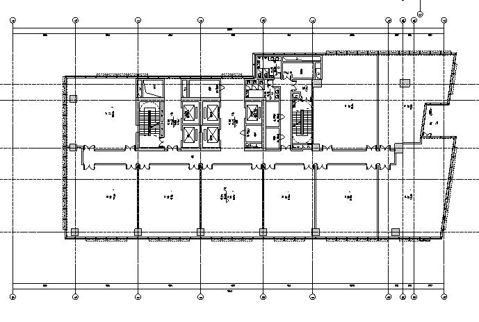 深圳超高层办公建筑给排水施工图(含气体灭火系统设计,给排水负荷计算)_2