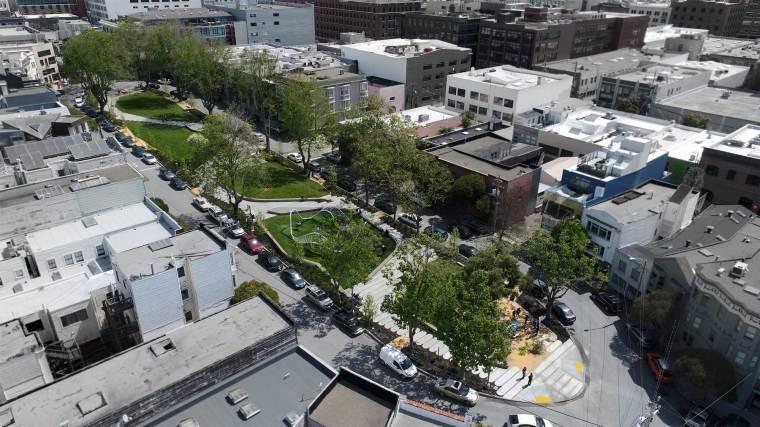 旧金山南公园改造-2