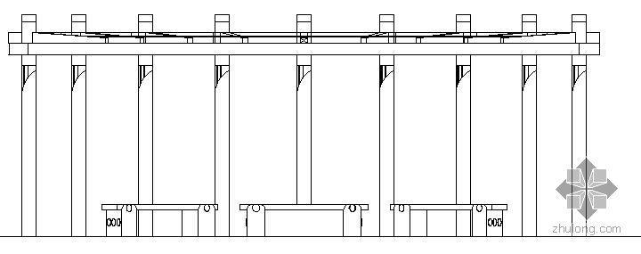 玻璃顶阳光廊施工详图