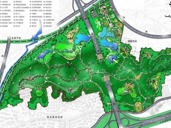 [南京]公园景观规划设计