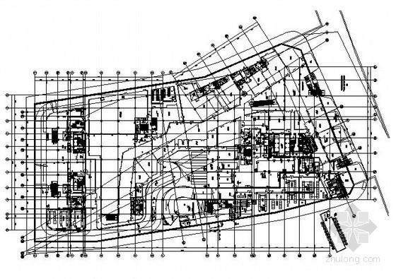 [江苏]高档商业建筑全套特殊消防大样图(七氟丙烷、气熔胶、水炮)