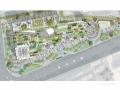 [南宁]现代风格都市居住商业综合体景观设计方案(含两套方案)