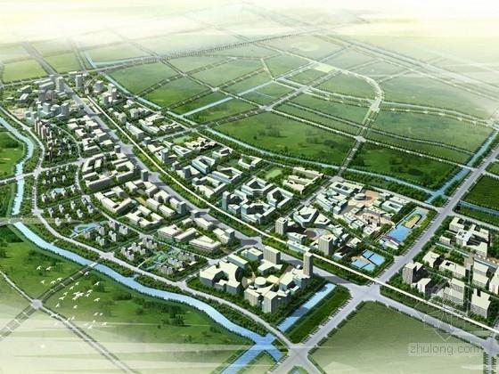 [上海]城市综合体规划及单体设计方案文本(知名建筑公司)
