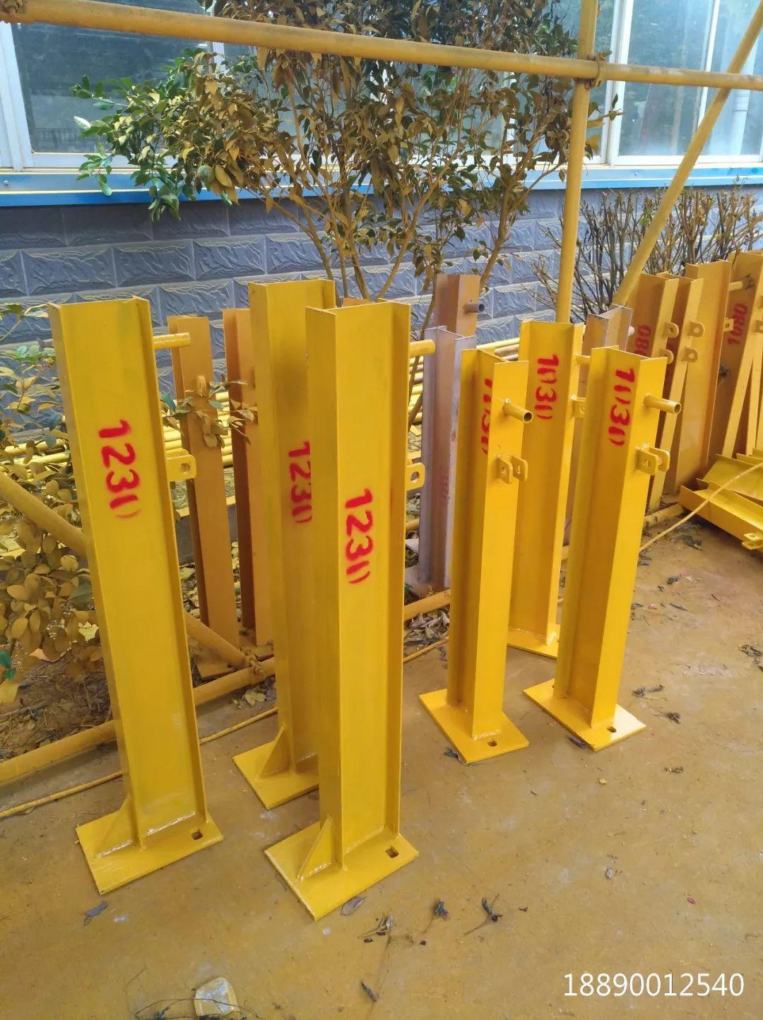 一种新型悬挑架的安装搭设装置_18