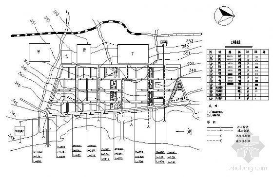 排水管网课程设计