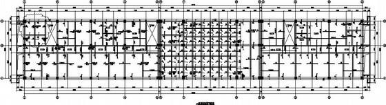 中学教学楼框架结构施工图