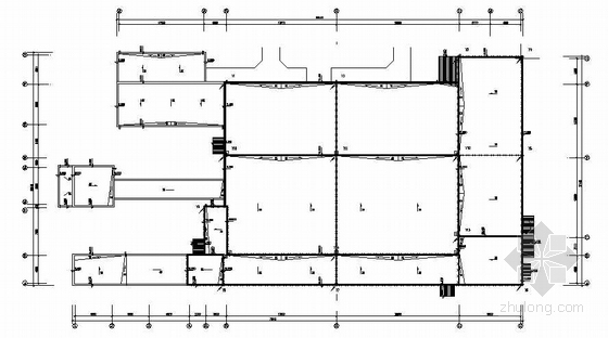 某高校大型锅炉房电气施工图