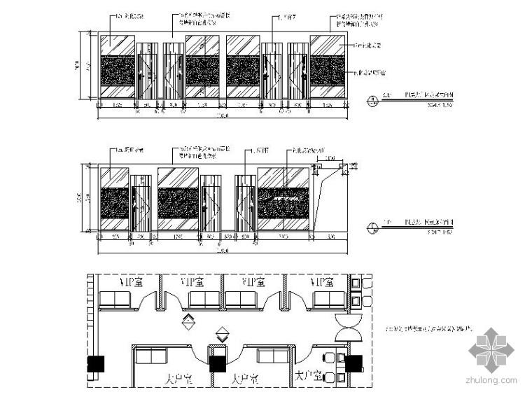 [河南]某证券营业厅内装饰图(含效果)_2