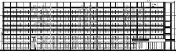 某农业大学人文馆社科楼建筑设计方案