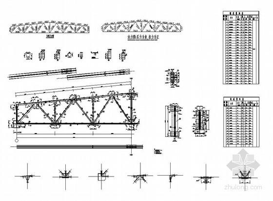 [学士]某单层厂房钢结构课程设计(含结构图)