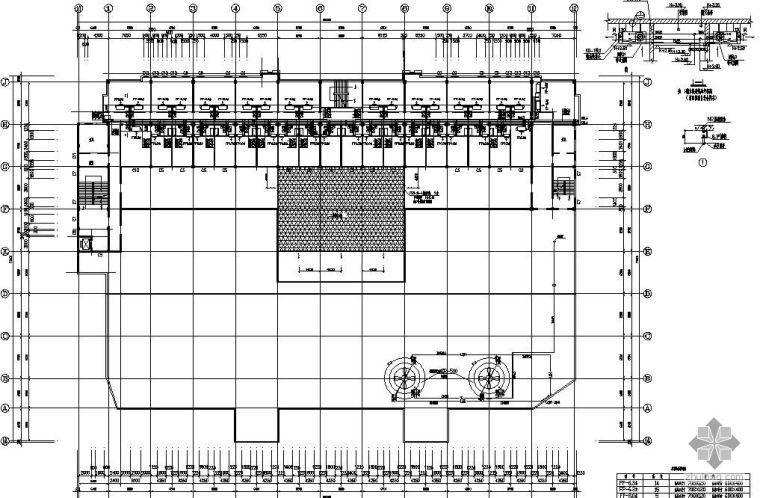 [学士]某商场空调系统毕业设计图纸