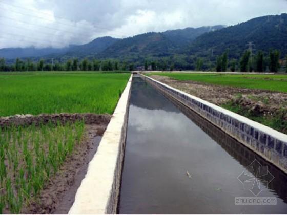 农业综合开发中低产田改造项目施工组织设计