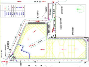 [广东]桩基础及深基坑支护工程施工组织设计(咬合桩止水)