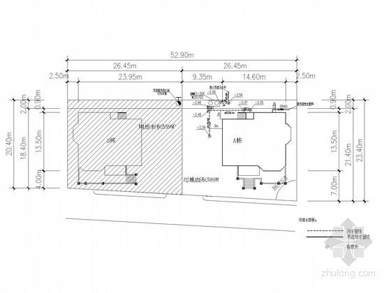 [江西]高级别墅给排水及消防系统施工图