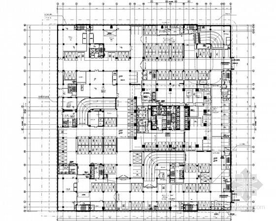 [江苏]18万平超高层综合体给排水消防施工图(高压细水喷雾系统 恒压变频设备 游泳池)