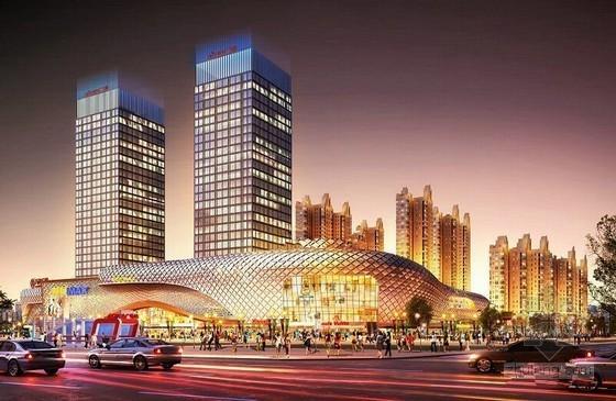 [河南]多层框架结构综合商业广场工程项目前期策划书(300页 编制详细)
