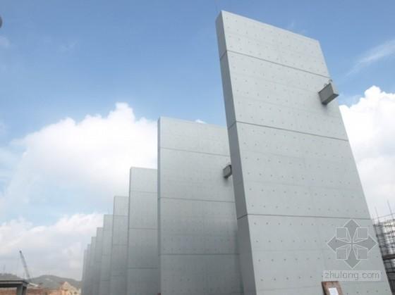 现代体育馆清水混凝土结构施工工法(附图较多)