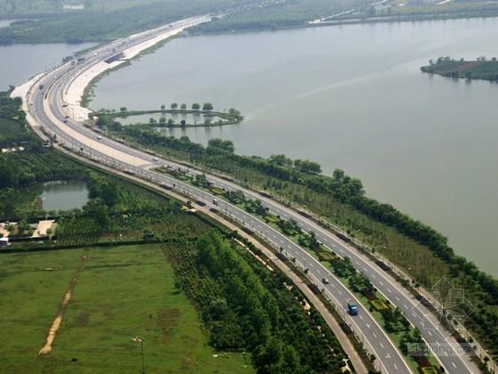 [广东]城市道路总体施工组织设计(含景观桥 栈桥 附属设施等)