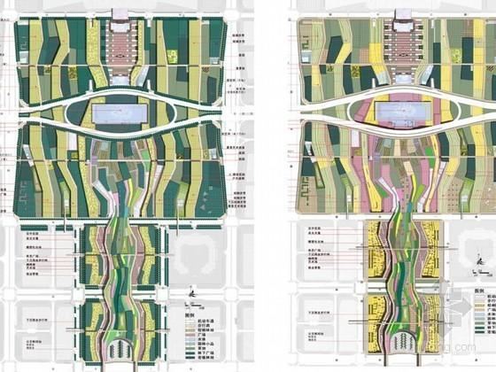 [深圳]广场景观环境工程方案设计