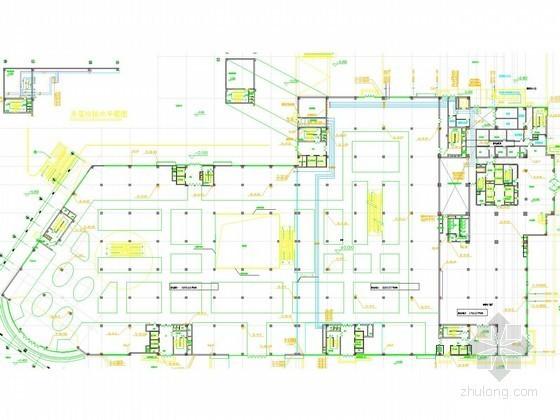 [江苏]20层百货大楼给排水施工图纸(甲级设计院)