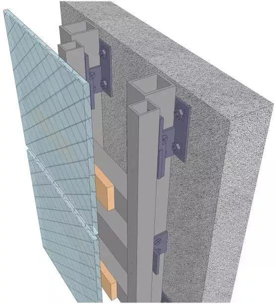 地面、吊顶、墙面工程三维节点做法施工工艺详解_43