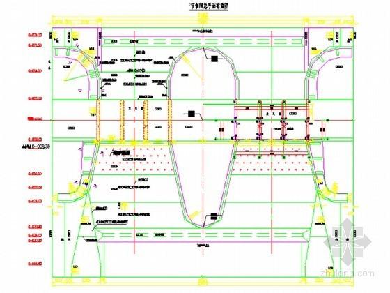 水工结构施工节点详图合集(代表性工程CAD图317张)