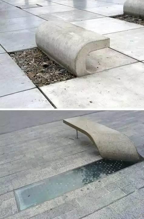 这才是景观座椅的正确打开方式!!_24